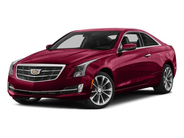 2016 Cadillac ATS Coupe Premium Collection RWD 2dr Cpe 2.0L Premium Collection RWD Turbocharged Gas I4 2.0L/122 [5]