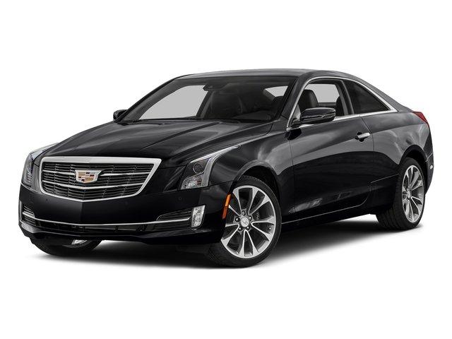 2016 Cadillac ATS Coupe Standard AWD 2dr Cpe 2.0L Standard AWD Turbocharged Gas I4 2.0L/122 [12]