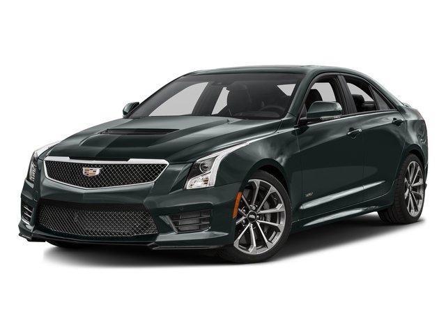 2016 Cadillac ATS-V Sedan 4dr Sdn Turbocharged Gas V6 3.6L/217 [16]
