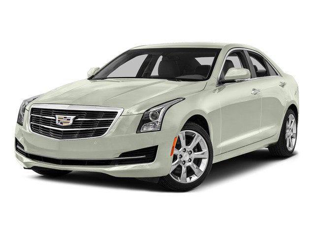 2016 Cadillac ATS Sedan Luxury Collection RWD 4dr Sdn 2.0L Luxury Collection RWD Turbocharged Gas I4 2.0L/122 [0]