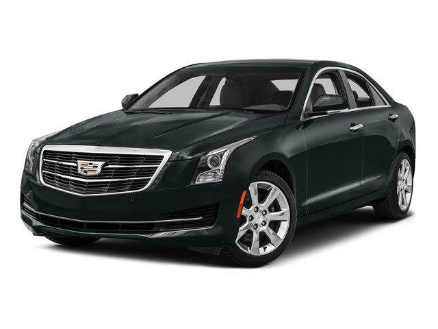 2016 Cadillac ATS Sedan Standard RWD 4dr Sdn 2.5L Standard RWD Gas I4 2.5L/150 [2]