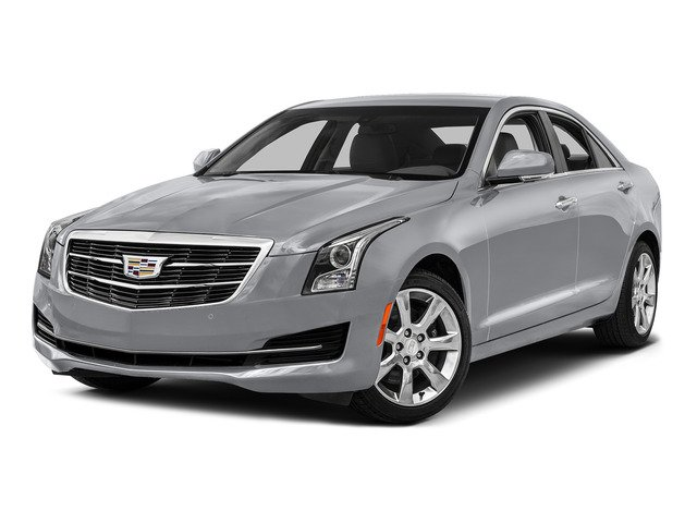 2016 Cadillac ATS Sedan Premium Collection RWD 4dr Sdn 2.0L Premium Collection RWD Turbocharged Gas I4 2.0L/122 [14]