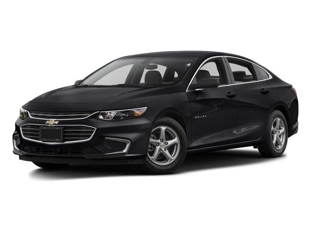 2016 Chevrolet Malibu LS 4dr Sdn LS w/1LS Turbocharged Gas I4 1.5L/91 [16]