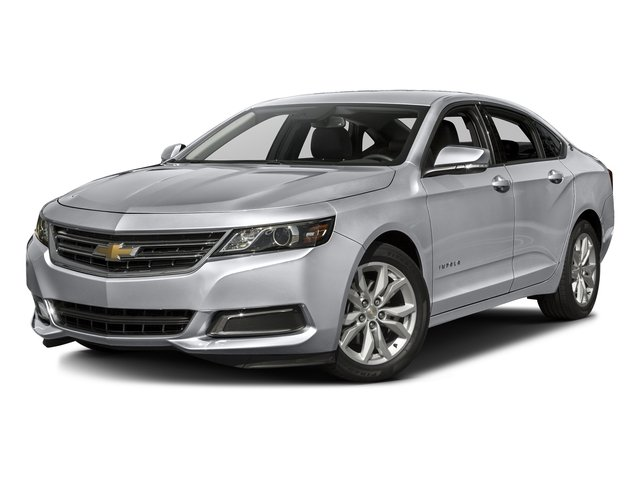 2016 Chevrolet Impala LT 4dr Sdn LT w/2LT Gas/Ethanol V6 3.6L/217 [1]