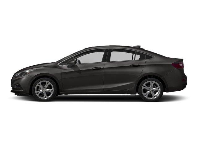 2016 Chevrolet Cruze Premier TRANSMISSION  6-SPEED AUTOMATIC LICENSE PLATE BRACKET  FRONT DARK AT