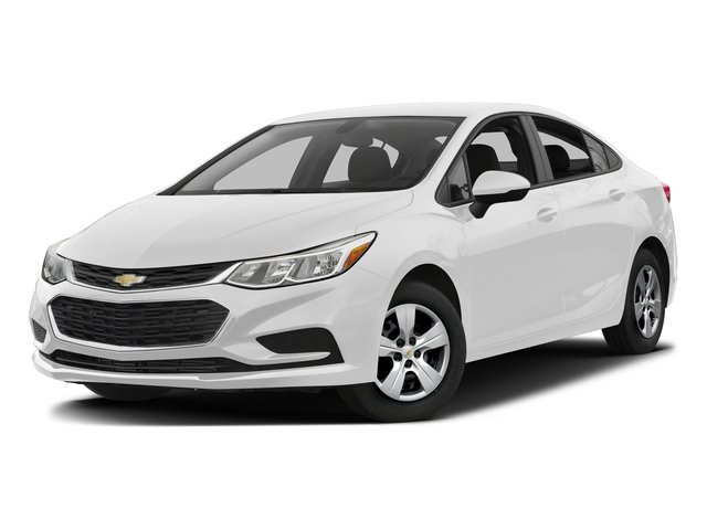 2016 Chevrolet Cruze LS 4dr Sdn Auto LS Turbocharged Gas I4 1.4L/ [0]