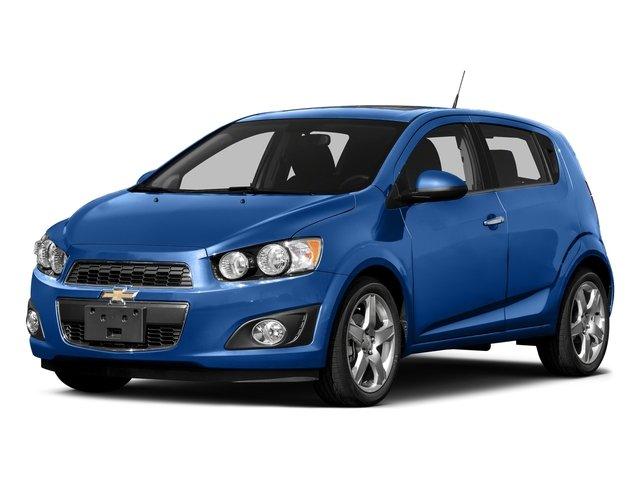 2016 Chevrolet Sonic LT 5dr HB Auto LT Gas I4 1.8L/110 [6]