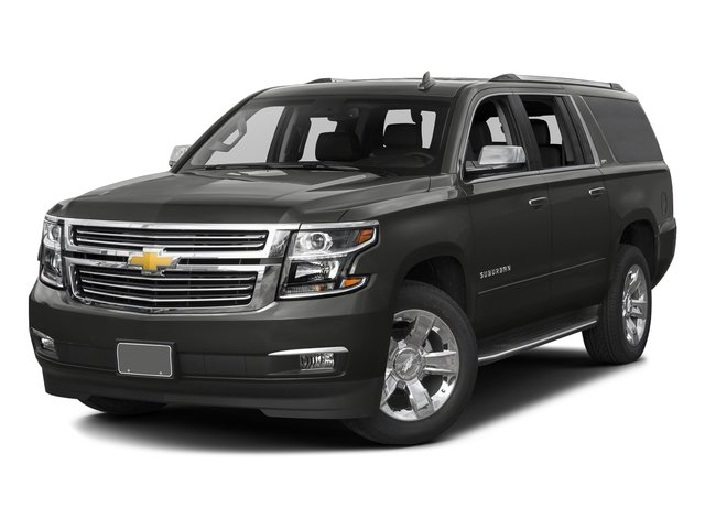2016 Chevrolet Suburban LTZ 2WD 4dr 1500 LTZ Gas/Ethanol V8 5.3L/ [1]