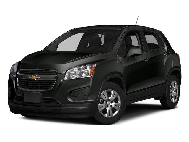 2016 Chevrolet Trax LS FWD 4dr LS w/1LS Turbocharged Gas 4-Cyl 1.4L/83 [0]