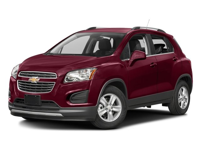 2016 Chevrolet Trax LT FWD 4dr LT Turbocharged Gas 4-Cyl 1.4L/83 [3]