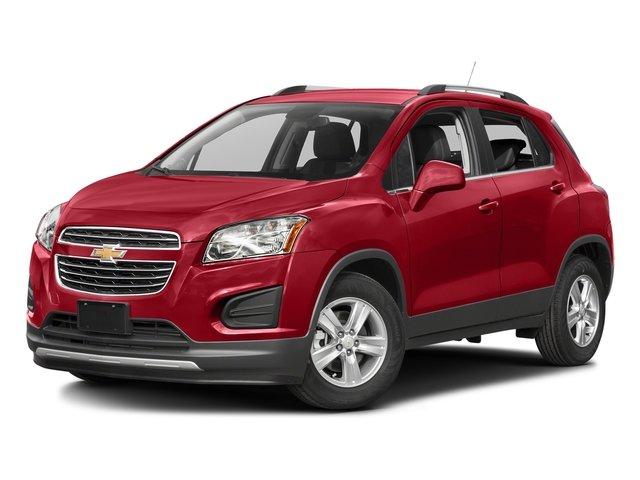 2016 Chevrolet Trax LT FWD 4dr LT Turbocharged Gas 4-Cyl 1.4L/83 [0]