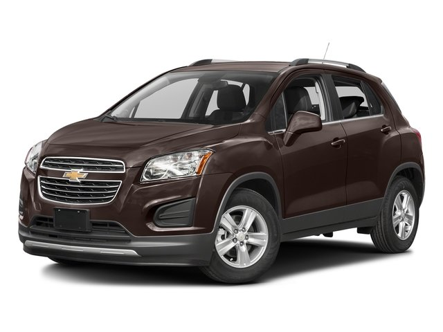 2016 Chevrolet Trax LT FWD 4dr LT Turbocharged Gas 4-Cyl 1.4L/83 [2]