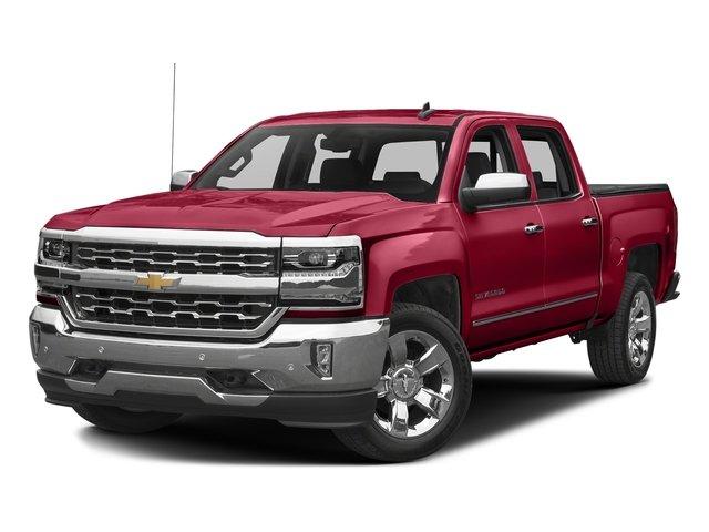 "2016 Chevrolet Silverado 1500 LTZ 4WD Crew Cab 143.5"" LTZ w/1LZ Gas V8 5.3L/325 [18]"