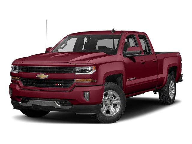 "2016 Chevrolet Silverado 1500 LT 2WD Double Cab 143.5"" LT w/1LT Gas V8 5.3L/325 [4]"