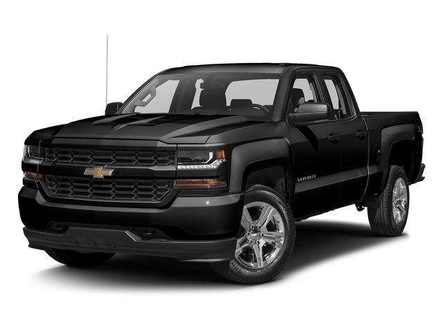 "2016 Chevrolet Silverado 1500 Custom 4WD Double Cab 143.5"" Custom Gas V8 5.3L/325 [7]"