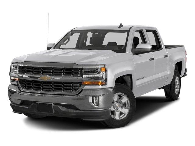 """2016 Chevrolet Silverado 1500 LT 2WD Crew Cab 143.5"""" LT w/1LT Gas V8 5.3L/325 [0]"""