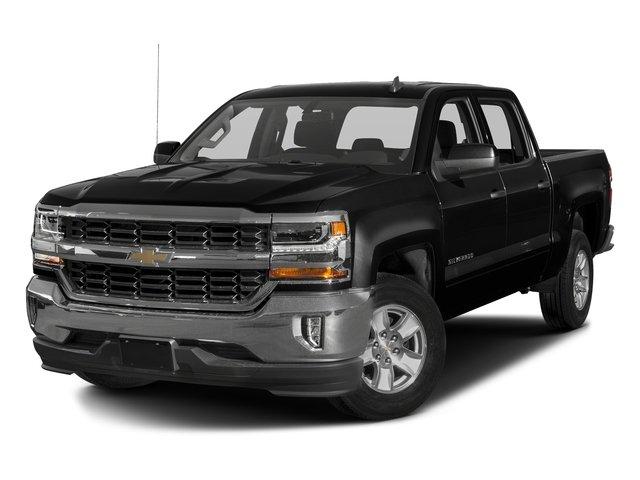 """2016 Chevrolet Silverado 1500 LT 2WD Crew Cab 143.5"""" LT w/1LT Gas V8 5.3L/325 [27]"""