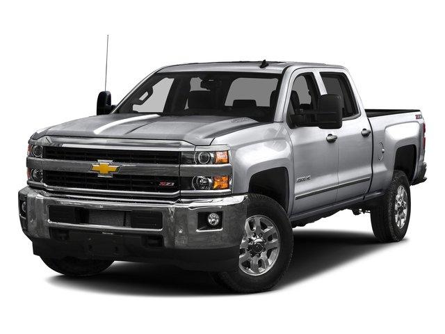 """2016 Chevrolet Silverado 2500HD LTZ 4WD Crew Cab 153.7"""" LTZ Turbocharged Diesel V8 6.6L/403 [1]"""
