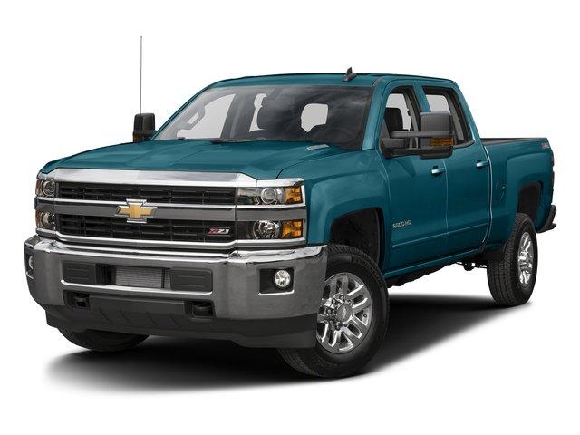 """2016 Chevrolet Silverado 2500HD LT 4WD Crew Cab 153.7"""" LT Gas/Ethanol V8 6.0L/364 [1]"""