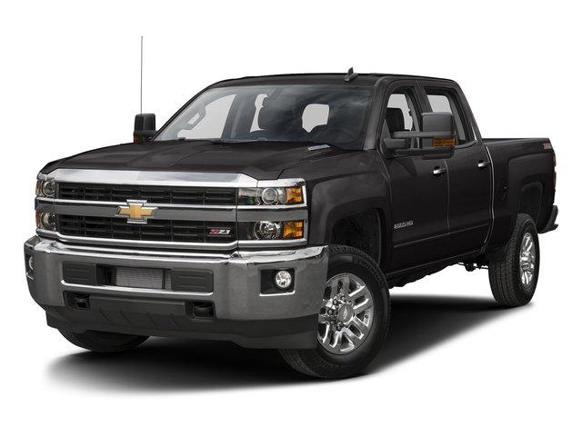 """2016 Chevrolet Silverado 2500HD LT 4WD Crew Cab 153.7"""" LT Turbocharged Diesel V8 6.6L/403 [7]"""