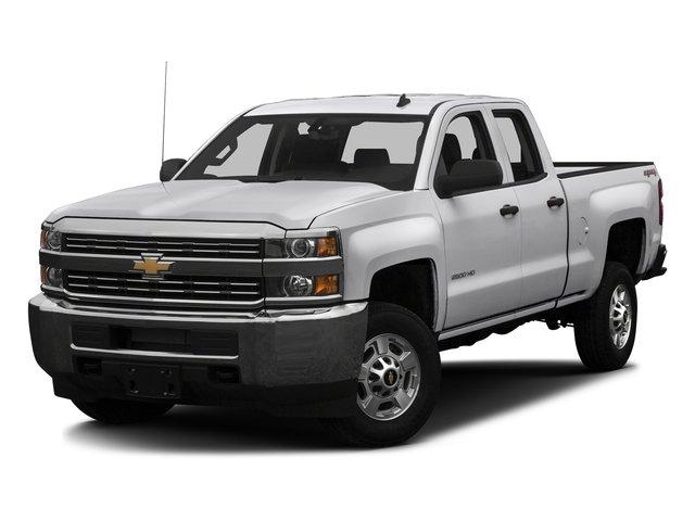 """2016 Chevrolet Silverado 2500HD Work Truck 4WD Double Cab 158.1"""" Work Truck Gas/Ethanol V8 6.0L/364 [0]"""