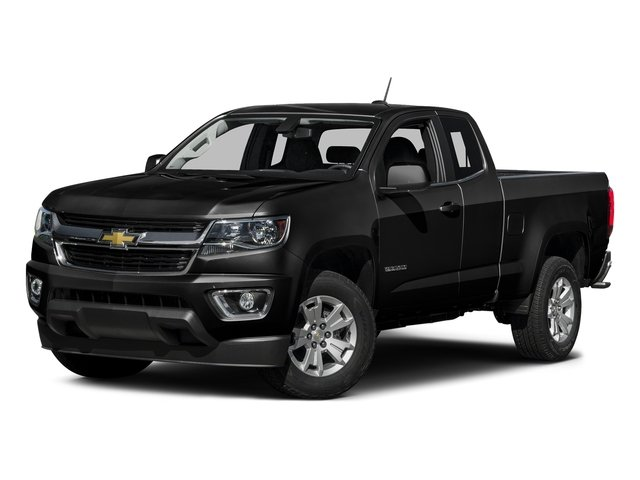 """2016 Chevrolet Colorado 2WD LT 2WD Ext Cab 128.3"""" LT Gas I4 2.5L/150 [1]"""