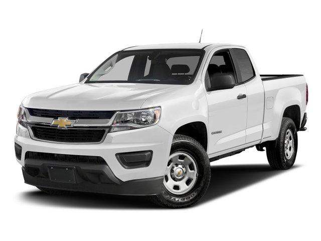 """2016 Chevrolet Colorado 2WD WT 2WD Ext Cab 128.3"""" WT Gas I4 2.5L/150 [0]"""