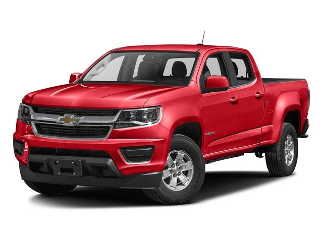 "2016 Chevrolet Colorado 2WD WT 2WD Crew Cab 128.3"" WT Gas V6 3.6L/217 [3]"