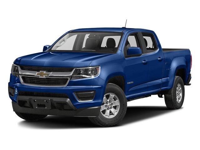 "2016 Chevrolet Colorado 2WD WT 2WD Crew Cab 128.3"" WT Gas I4 2.5L/150 [13]"