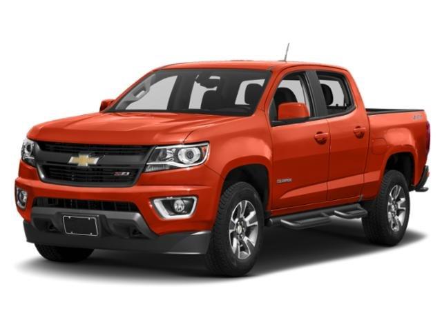 "2016 Chevrolet Colorado 4WD Z71 4WD Crew Cab 128.3"" Z71 Gas V6 3.6L/217 [3]"