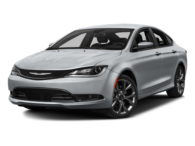 2016 Chrysler 200 S 4dr Sdn S FWD Regular Unleaded I-4 2.4 L/144 [6]