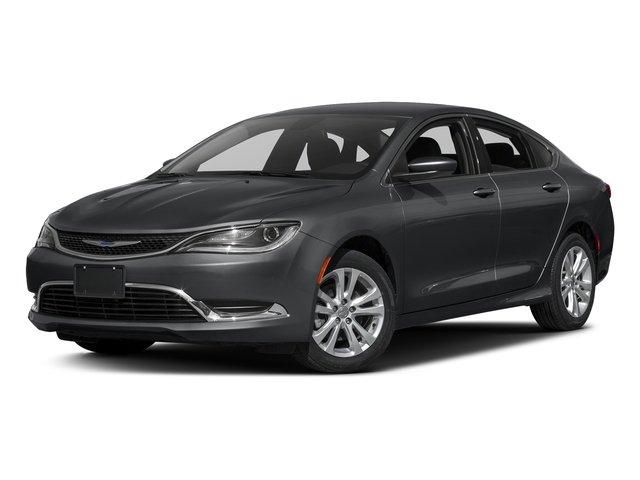 2016 Chrysler 200 Limited 4dr Sdn Limited FWD Regular Unleaded I-4 2.4 L/144 [6]