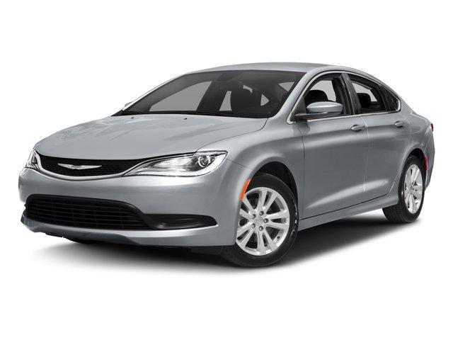 2016 Chrysler 200 LX 4dr Sdn LX FWD Regular Unleaded I-4 2.4 L/144 [7]