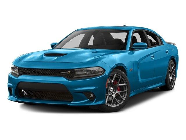 2016 Dodge Charger R/T Scat Pack 4dr Sdn R/T Scat Pack RWD Premium Unleaded V-8 6.4 L/392 [1]