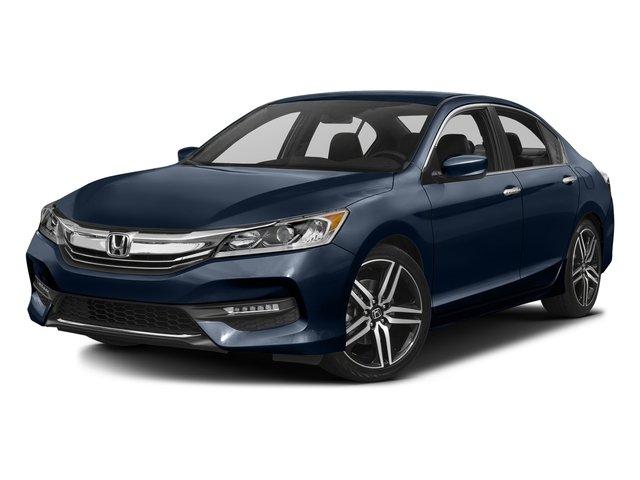 2016 Honda Accord Sedan Sport 4dr I4 CVT Sport Regular Unleaded I-4 2.4 L/144 [5]