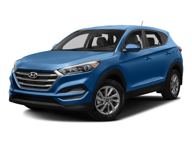 2016 Hyundai Tucson SE AWD 4dr SE Regular Unleaded I-4 2.0 L/122 [6]