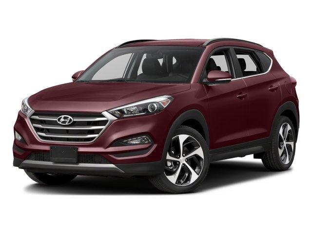 2016 Hyundai Tucson Limited AWD 4dr Limited Intercooled Turbo Regular Unleaded I-4 1.6 L/97 [5]
