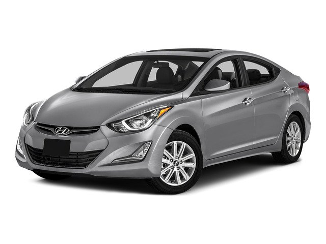 2016 Hyundai Elantra SE 4dr Sdn Auto SE (Alabama Plant) Regular Unleaded I-4 1.8 L/110 [1]