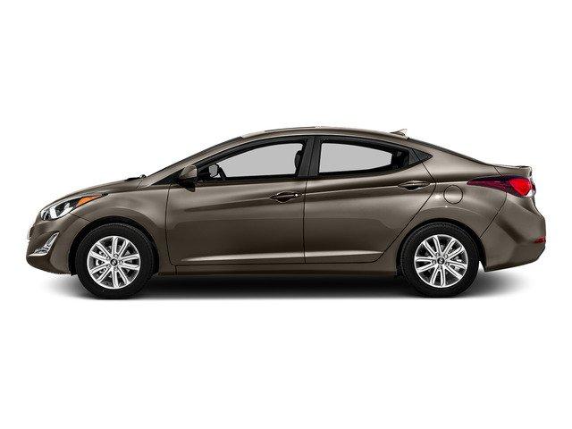 2016 Hyundai Elantra SE FIRST AID KIT REAR BUMPER APPLIQUE CARPETED FLOOR MATS DESERT BRONZE WH