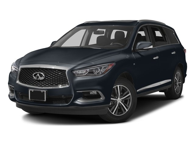 2016 INFINITI QX60 AWD 4dr Premium Unleaded V-6 3.5 L/213 [1]