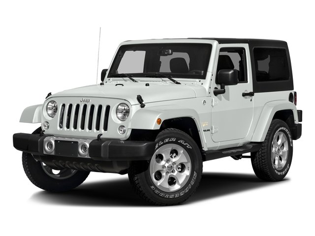2016 Jeep Wrangler Sahara 4WD 2dr Sahara Regular Unleaded V-6 3.6 L/220 [5]