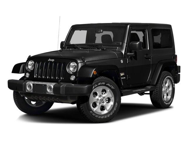 2016 Jeep Wrangler 75th Anniversary 4WD 2dr 75th Anniversary Regular Unleaded V-6 3.6 L/220 [0]