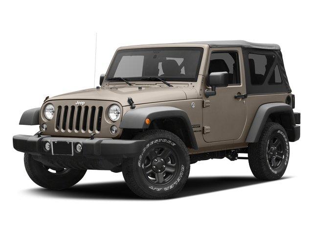 2016 Jeep Wrangler Sport 4WD 2dr Sport Regular Unleaded V-6 3.6 L/220 [2]