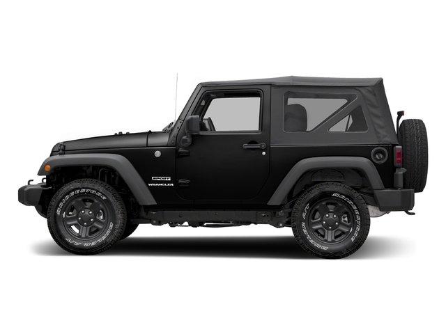 2016 Jeep Wrangler Sport Four Wheel Drive Power Steering ABS 4-Wheel Disc Br