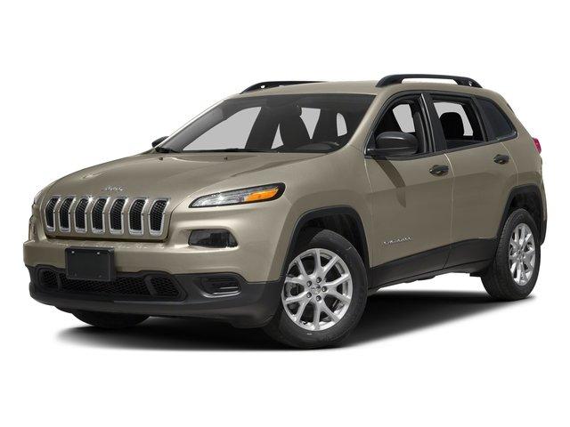 2016 Jeep Cherokee Sport 4WD 4dr Sport Regular Unleaded I-4 2.4 L/144 [36]