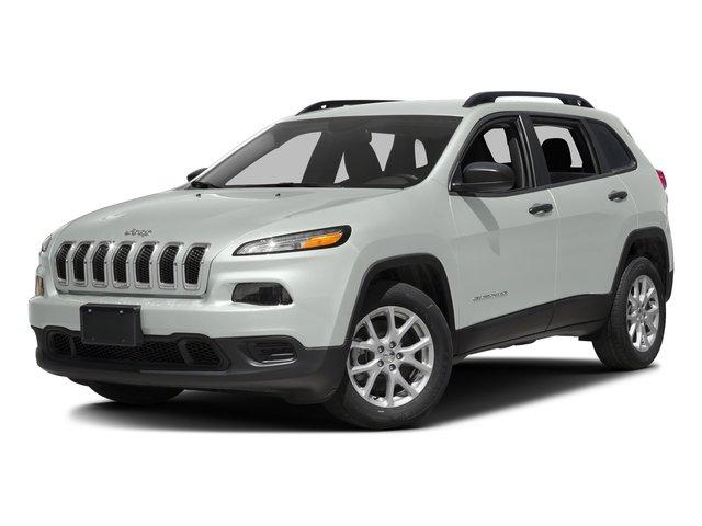 2016 Jeep Cherokee Sport FWD 4dr Sport Regular Unleaded I-4 2.4 L/144 [3]