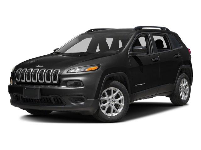 2016 Jeep Cherokee Sport FWD 4dr Sport Regular Unleaded I-4 2.4 L/144 [0]