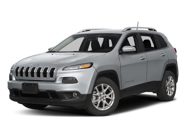 2016 Jeep Cherokee Latitude 4WD 4dr Latitude Regular Unleaded V-6 3.2 L/198 [2]