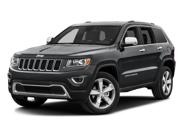 2016 Jeep Grand Cherokee Limited 75th Anniversary 4WD 4dr Limited 75th Anniversary Regular Unleaded V-6 3.6 L/220 [1]
