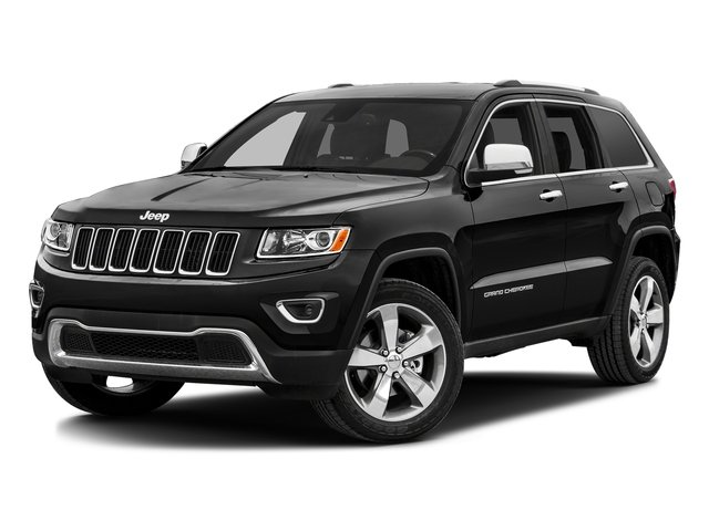 2016 Jeep Grand Cherokee Limited RWD 4dr Limited Regular Unleaded V-6 3.6 L/220 [5]